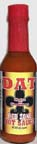 Who Dat Red Zone Hot Sauce