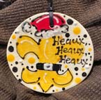 Heaux Ornament by PDs Creations